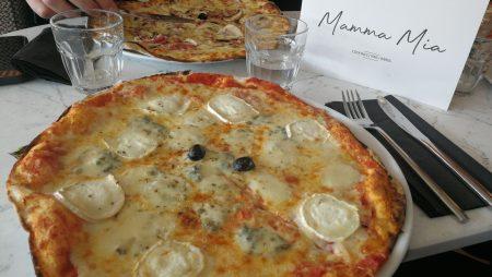 Mamma mia - pizza