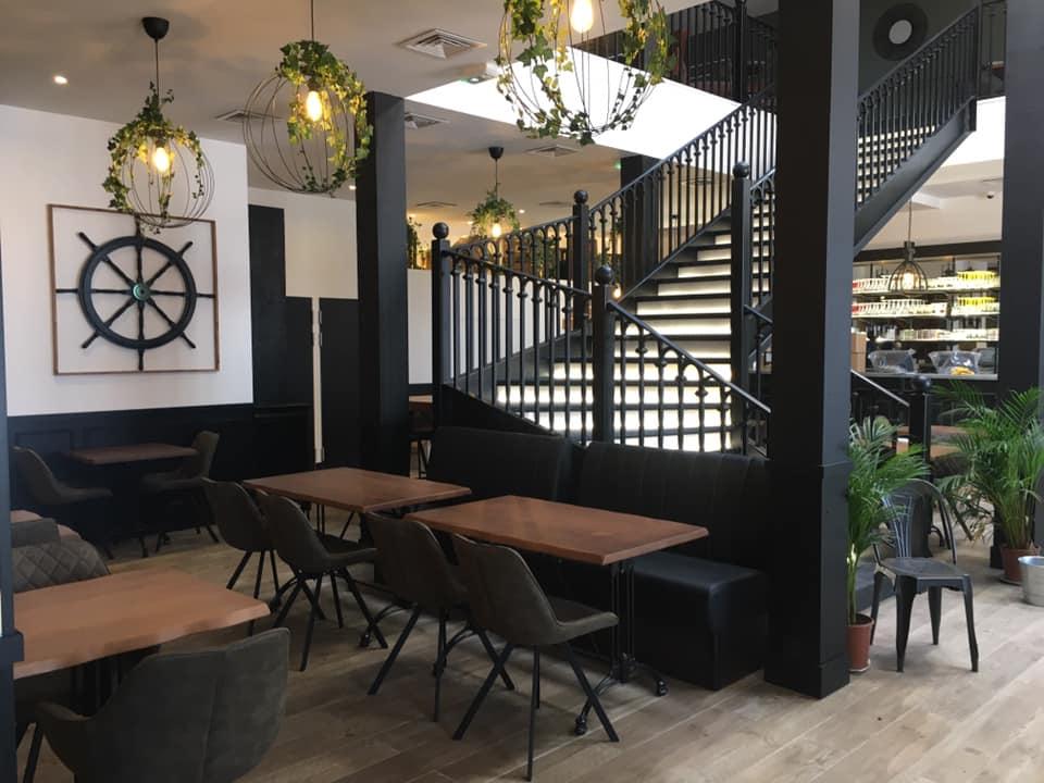 Restaurant bistronomique Dieppe