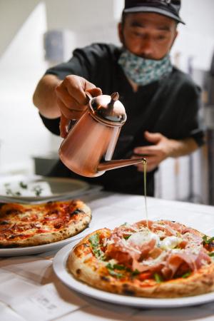 Pizza - BISOU à Rouen
