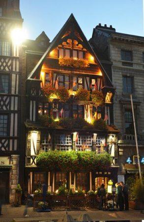 La Couronne à Rouen