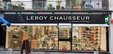 Nouveau chausseur rue Thouret à Rouen